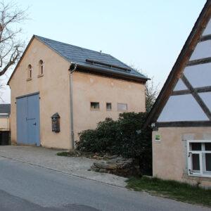 Umbau, Sanierung und Erweiterung Wohnhaus, Denkmalschutz Ort: 01896 Ohorn, Schleißbergstr. 46 Bauherr: Familie Satlow Bestandsaufnahme, LPH 1-9